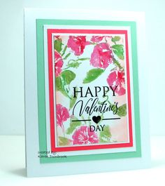 https://flic.kr/p/RcwMTA | It Must Be 'Love' | Here is a card I made using stamps from Penny Black. snippets-karen.blogspot.ca/2017/02/it-must-be-love.html
