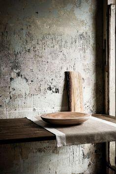 Estética japonesa Wabi Sabi Inicio Ideas Decoración Wabi Sabi, Texture Walls, Wall Textures, Concrete Walls, Concrete Texture, Grunge Decor, Raw Materials, Natural Materials, Home Interior Design