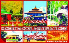 Top 6 Romantic Honeymoon Destinations In India