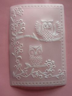 Owls in a day's work by vickie