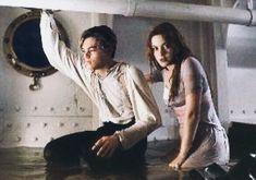'Titanic' Leonardo DiCaprio Kate Winslet BTS