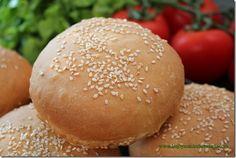 recette de pain pour hamburger, pain maison moelleux Pains, Bagels, Scones, Pizza, Inspiration, Brioche Bread, Recipe Of The World, Biblical Inspiration, Inspirational