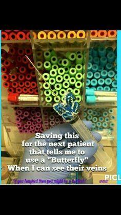 Butterfly needle