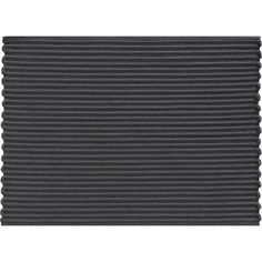 Caden Pewter Placemat in Placemats | Crate and Barrel $6.00 ea