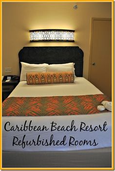 Caribbean Beach Refurbished Rooms - Travel with the Magic - Amy@TravelWithTheMagic.com