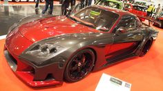 Mazda RX-7 FD35 at Essen Motorshow - Exterior Walkaround