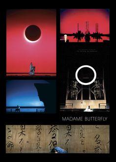 Mariusz Trelinski, director Madame Butterfly Stage Set Design, Theatre Design, Experimental Theatre, Window Display Design, Madame Butterfly, Dramatic Arts, Stage Decorations, Light My Fire, Scenic Design
