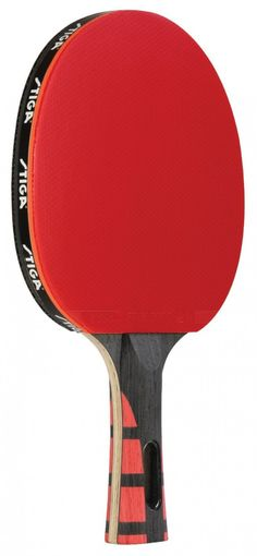 STIGA Evolution Table Tennis Racket  Rubber of this racket has been approved by ITTF for tournament play