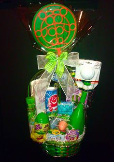 Boy easter basketys are so much harder to make something boys easter basket by wrapped a la mode facebookwrappedalamode negle Gallery