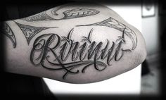 Letters For Tattoos Free Custom Lowrider Script Chicano Font Forearm ...