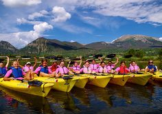 Offering kayak tours and Paddleboard lessons in Frisco, CO on Dillon Reservoir and Naples, Florida on Rookery Bay.