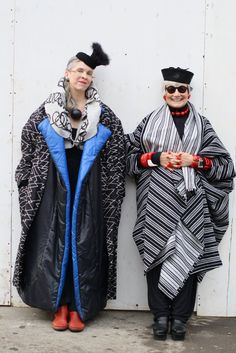 The Idiosyncratic Fashionistas