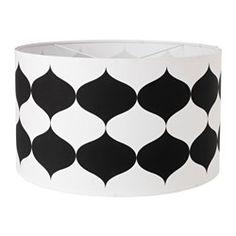 IKEA - TILLFÄLLE, Abajur, Crie o seu candeeiro suspenso ou de chão personalizado combinando o abajur com a sua escolha de cabos ou base.É fácil criar um ambiente suave e acolhedor em casa com um abajur em tecido que ofereça uma iluminação decorativa.