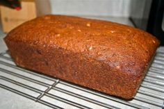 Banana bread - Go bananas and go nuts