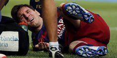 Foot - ESP - Barça - FC Barcelone: Tout le club apporte son soutien à Lionel Messi