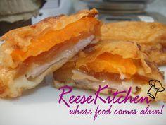 ReeseKitchen: Triple Decker Nian Gao (Sweet Glutinous Cake)