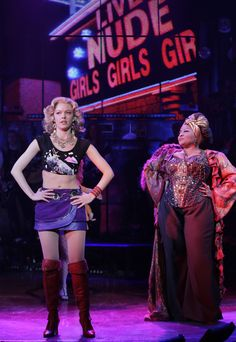rock of ages broadway bourbon room - Google Search