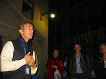 Learn of ghosts and legends on our Venice Ghost Walking Tour.