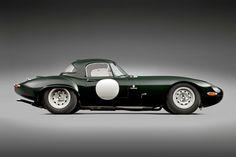 1963 Jaguar E Type Lightweight | Cars for sale | FISKENS