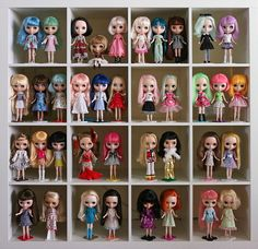 Blythe Doll Collection