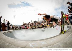 """BOWL-A-RAMA: """"Shut Up And Create"""" La primera prueba del BOWL-A-RAMA 2015 ha sido en Wellingotn (nueva Zelanda) con un evento diferente, más abierto y familiar. #bowlarama #40sk8 #skate #skateboarding #bowl #skatevideos #pool   http://www.40sk8.com/bowl-a-rama-shut-up-and-create-2015/"""