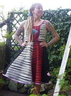 Rockabilly, Wrap Dress, Dresses, Fashion, Dress Skirt, Alternative, Vestidos, Moda, Fashion Styles