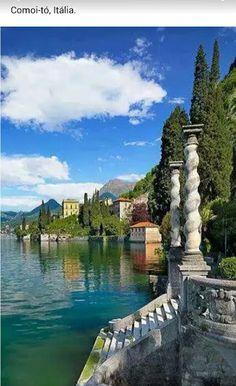 Comoi Tó - Olaszország