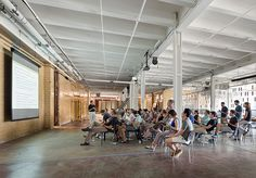 Kieran Timberlake   Community Space  Gathering Space