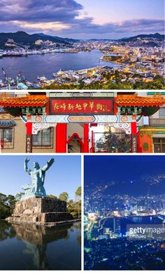 We've compiled a list of places to see in Nagasaki within three day Nagasaki, Travel Bugs, Three Days, Places To See, Third