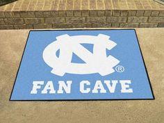 "University of North Carolina - Chapel Hill Fan Cave All-Star 33.75""""x42.5"""""