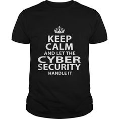 CYBER SECURITY T-Shirts, Hoodies. Get It Now ==► https://www.sunfrog.com/LifeStyle/CYBER-SECURITY-119064666-Black-Guys.html?id=41382