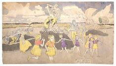 Henry Darger dude
