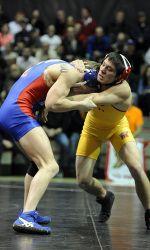 Shane Gentry vs American University Dec 2011