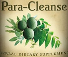 PARA-CLEANSE FORMULA Colon Cleansing Liquid Herbal Tincture