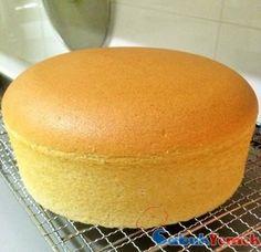 Güzel kabaran kek