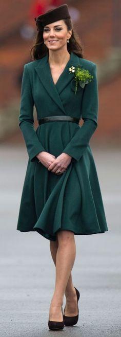 Kate Middleton, Duchess of Cambridge Coat