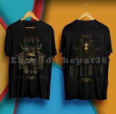 New MEGADETH 13 Thirteen Rock Band Men/'s Black T-Shirt S M L XL 2XL 3XL