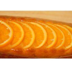 奈良ホテル オレンジケーキ