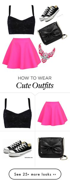 """""""cute shopping outfit"""" by taywat on Polyvore"""