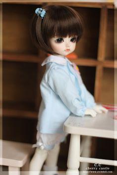 Great lovely cute BJD, Here it is