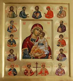 Byzantine Art, Byzantine Icons, Roman Church, Roman Catholic, Religious Icons, Religious Art, Mexican Heritage, Bible Pictures, Best Icons