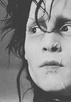 ✖✖✖ johnny depp as edward scissorhands ✖✖✖