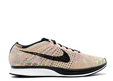 quality design e2185 3fc59 NIKE Mens Flyknit Racer Dark GreyBlack Blue Glow Pink FL 11 M US     Read  more at the image link.
