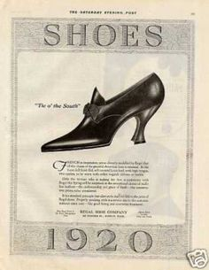 1920s Advertisements | Vintage Clothes/ Fashion Ads of the 1920s