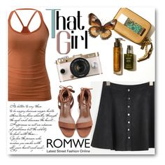 """Romwe"" by tanja-871 ❤ liked on Polyvore featuring Urban Outfitters"