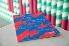 In4nite II: printed matter – Dana Dijkgraaf Design Printed Matter, Graphic Design Studios, Identity, Textiles, Projects, Prints, Typography, Log Projects, Blue Prints