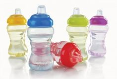 Nuby Sippy Cups Giveaway - Coupon Clipinista