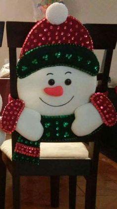 Navidad Christmas Makes, Christmas Snowman, Winter Christmas, Christmas Time, Christmas Stockings, Christmas Crafts, Christmas Decorations, Xmas, Christmas Ornaments