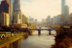 Cityshrinkers – Tiltshift City Photography by Ben Thomas (16 Pictures)