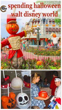 Spending Halloween at Walt Disney World                                                                                                                                                                                 More